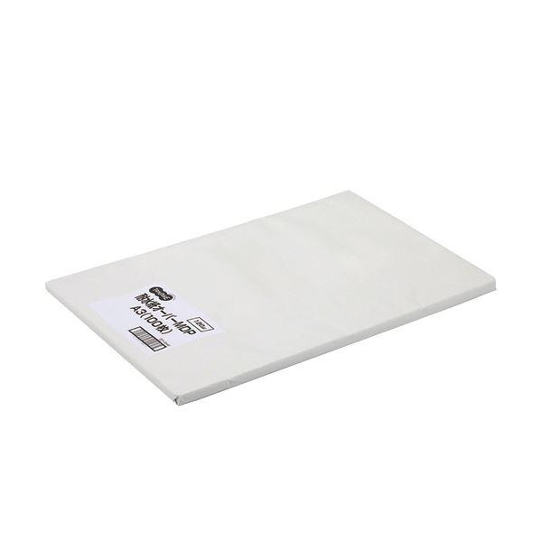 【送料無料】(まとめ)TANOSEE 耐水紙オーパーMDP F22 A3 1冊(100枚)【×3セット】