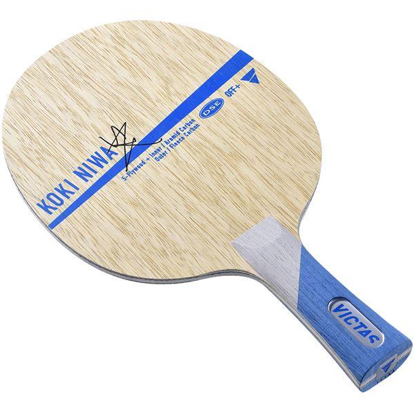 【送料無料】VICTAS(ヴィクタス) 卓球ラケット VICTAS KOKI NIWA FL 27804