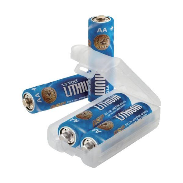 【送料無料】(まとめ) ASP 単3リチウム乾電池 530351パック(4本) 【×10セット】