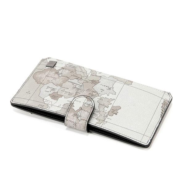 【送料無料】PRIMA CLASSE(プリマクラッセ)PSW7-2126 シンプルなスリム長財布(ミントグレイ)