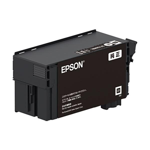 【送料無料】(まとめ)エプソン インクカートリッジマットブラック 80ml SC13MBL 1個【×3セット】