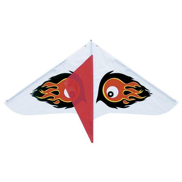 【送料無料】凧揚げ たこあげ カイト スパイバード M 12ヶ入