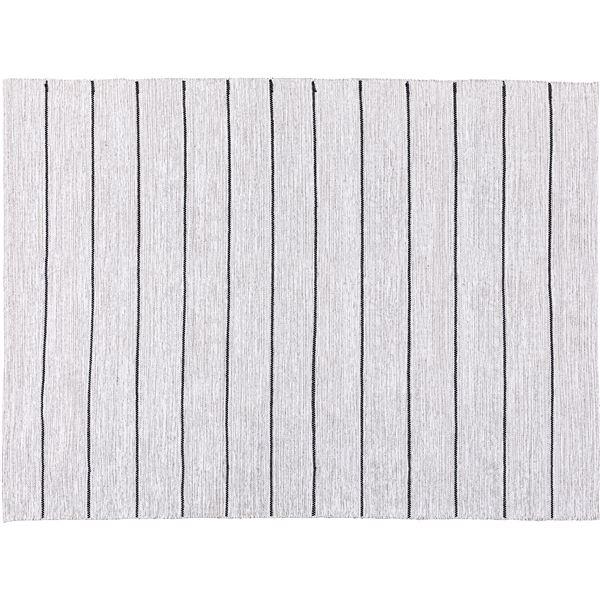 【送料無料】モダン ラグマット/絨毯 【幅170cm×奥行230cm TTR-173B】 長方形 インド綿 〔リビング ダイニング キッチン 廊下〕