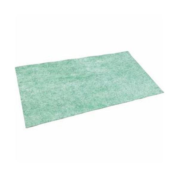 【送料無料】(まとめ)TRUSCOノンスリップオイルキャッチャーマット 緑 500×900mm TOFP-5090-1 1枚【×3セット】
