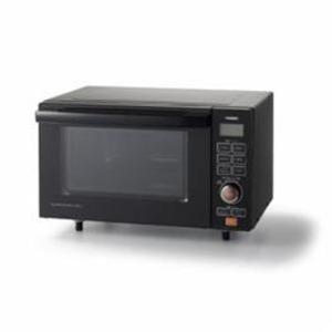 ツインバード フラットオーブンレンジ MW-FS18B