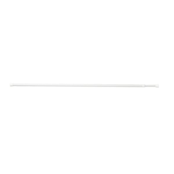 【送料無料】(まとめ) つっぱり棒/ポールハンガー 【L 長さ60~100cm】 ネジ・クギ不要 伸縮 リビングポールミニ 【×24個セット】