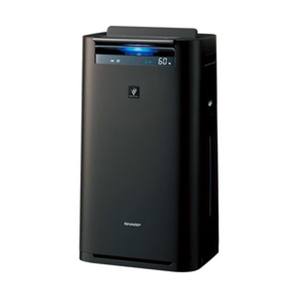 【送料無料】シャープ プラズマクラスター 加湿空気清浄器 グレー系 KI-JS70-H 1台