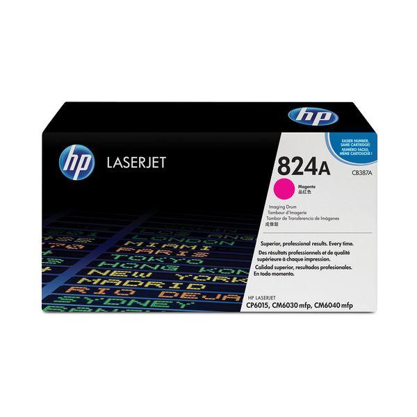 メーカー純正レーザープリンタ用ドラムカートリッジ 付与 送料無料 HP マゼンタCB387A イメージドラム 未使用 1個