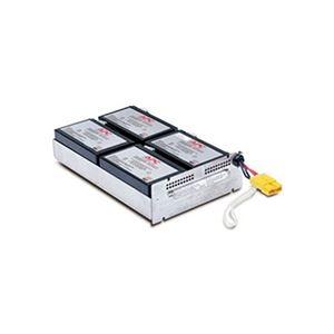 【送料無料】APC(シュナイダーエレクトリック)UPS交換用バッテリキット SUA1500RMJ2U/SUA1500RMJ2UB用 RBC24J 1個