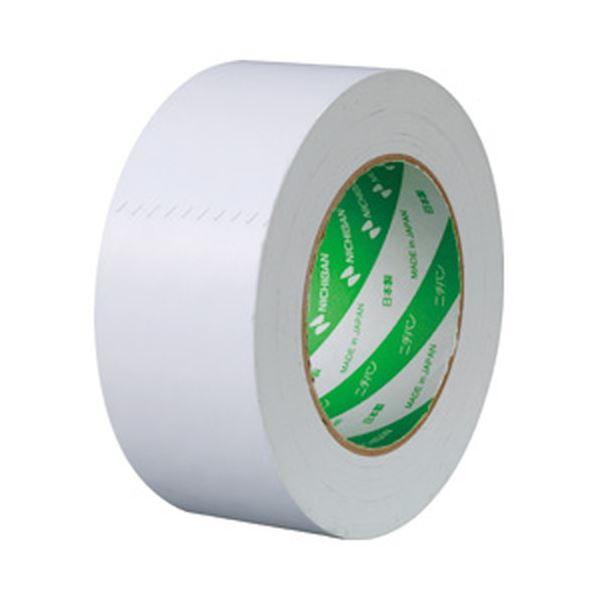 【送料無料】ニチバン ハイクラフトテープ 白 1箱(50巻)