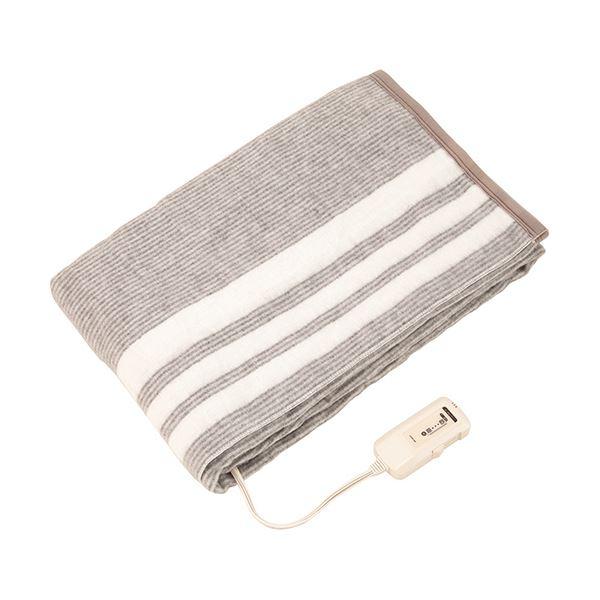 【送料無料】コイズミ 電磁波カット電気掛敷毛布188×130cm KDK-7596D 1枚
