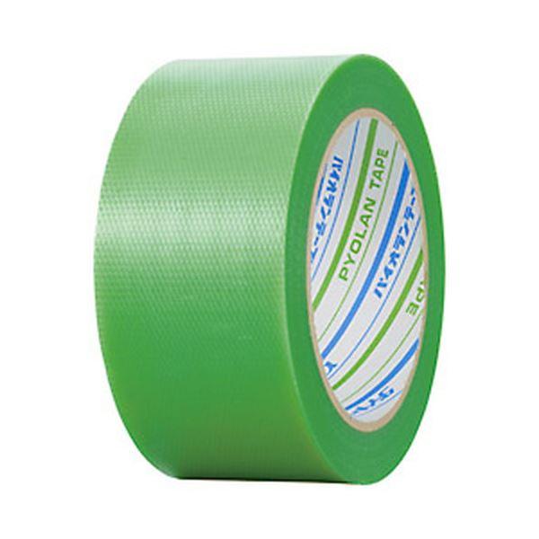 【送料無料】ダイヤテックス パイオランテープ グリーン 1巻(幅5cm×長さ25m) 1箱(30巻)