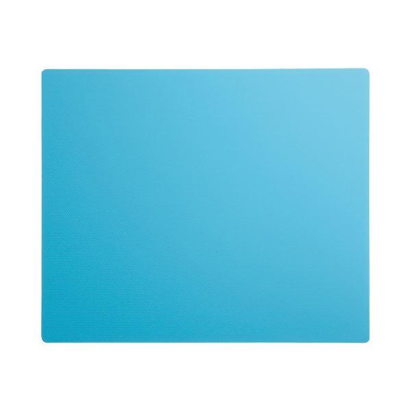 (まとめ) サンワサプライ エコマウスパッド ブルーMPD-EC37BL 1枚 【×10セット】