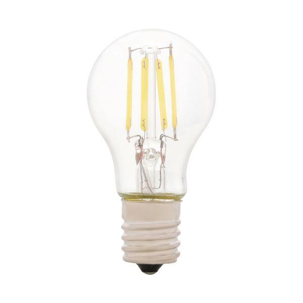(まとめ)Panasonic LEDミニクリプトン球25形E17 昼白色(×10セット)