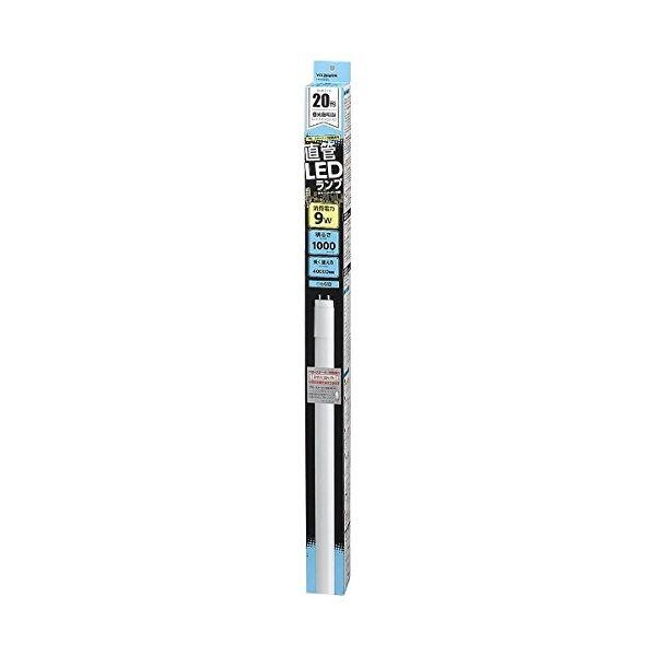 5個セット YAZAWA LED直管昼光色20W型グロー式 LDF20D1010X5