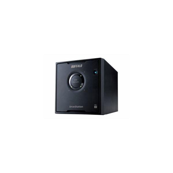 【送料無料】BUFFALO バッファロー 外付HDD USB3.0・12TB RAID 5対応 HD-QL12TU3/R5J HDQL12TU3R5J HDQL12TU3R5J