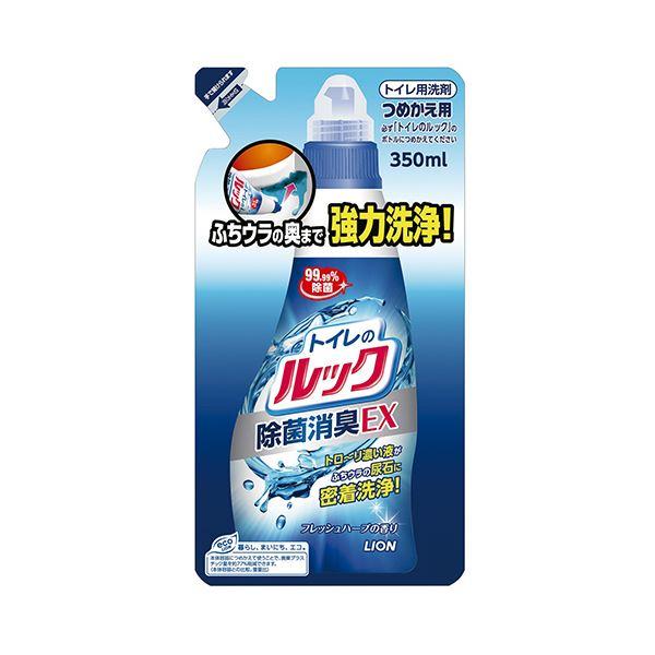 (まとめ) ライオン トイレのルック つめかえ用 350ml 1個 【×30セット】