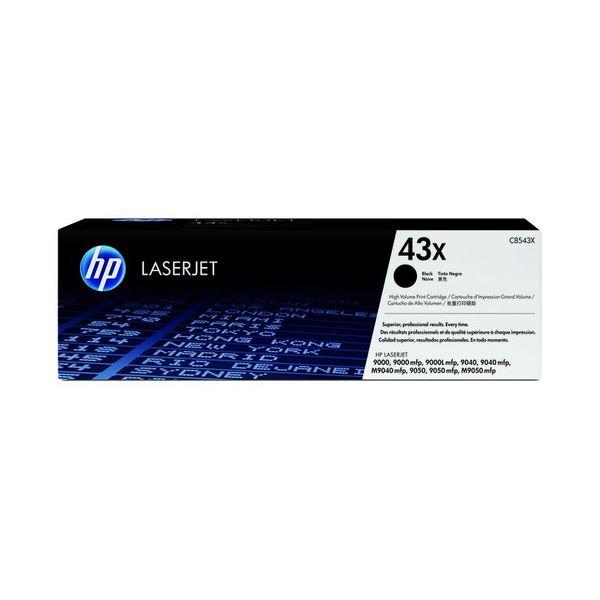 【送料無料】HP トナーカートリッジ C8543X1個