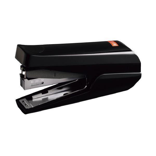 (まとめ)マックス ホッチキス HD-10TLK/K ブラック(×20セット)