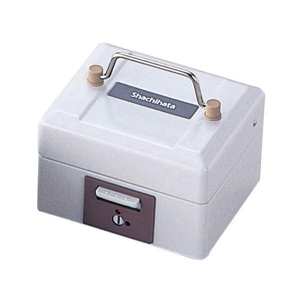 【送料無料】(まとめ)シヤチハタ スチール印箱 IBS-00 豆型【×10セット】