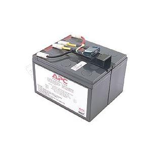 【送料無料】APC(シュナイダーエレクトリック)UPS交換用バッテリキット SUA500JB・750JB用 RBC48L 1個