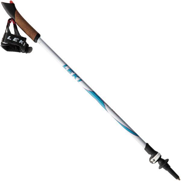 【送料無料】ノルディックウォーキングポール 【ブルー】 70.5~110cm アルミ 『LEKI レキ バリオSL』 〔アウトドア レジャー〕
