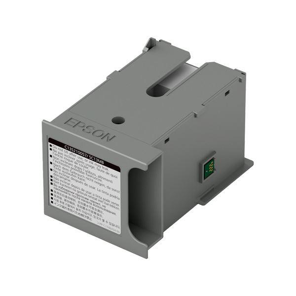 【送料無料】(業務用5セット)【純正品】 EPSON SC13MB メンテナンスボックス