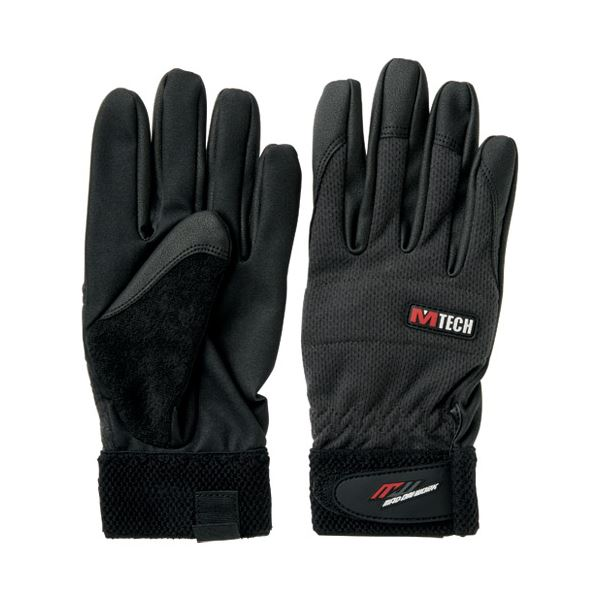 【送料無料】(まとめ)ミタニコーポレーション 合皮手袋 エムテック Mサイズ 209062【×30セット】