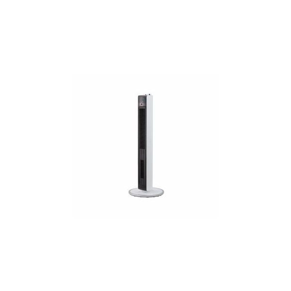 コイズミ 送風機能付ファンヒーター ホワイト KHF-1291W