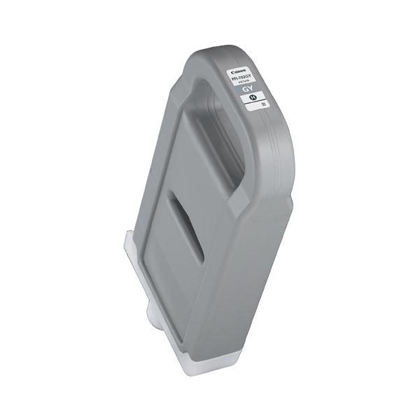 キヤノン インクタンク PFI-702顔料グレー 700ml 2221B001 1個