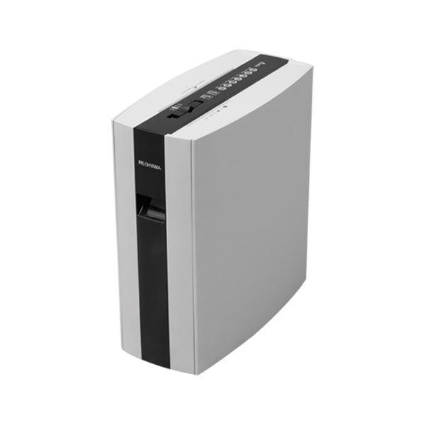 【送料無料】アイリスオーヤマ 細密シュレッダー ホワイト PS5HMSD(WH)