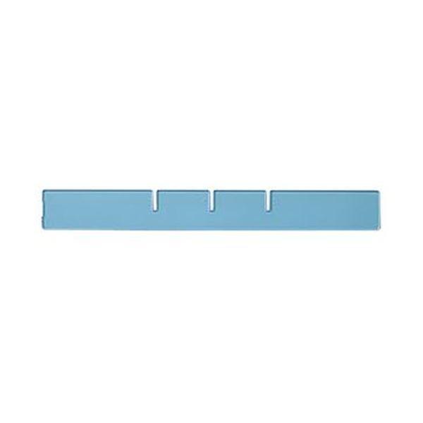 【送料無料】(まとめ)コクヨ レターケース(UNIFEEL)仕切板 浅型横仕切り 透明 LCD-UNAW1 1台【×50セット】