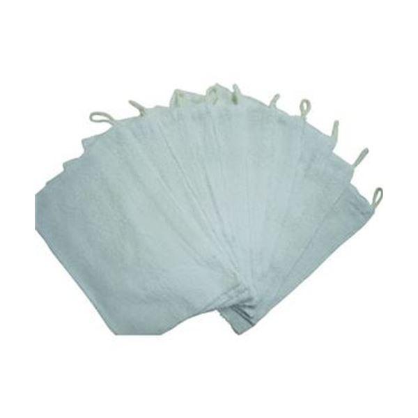 【送料無料】(まとめ)TRUSCO 綿ぞうきん MZ-101袋(10枚)【×10セット】