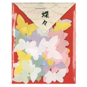 (まとめ)貼り絵# 60 蝶々【×30セット】