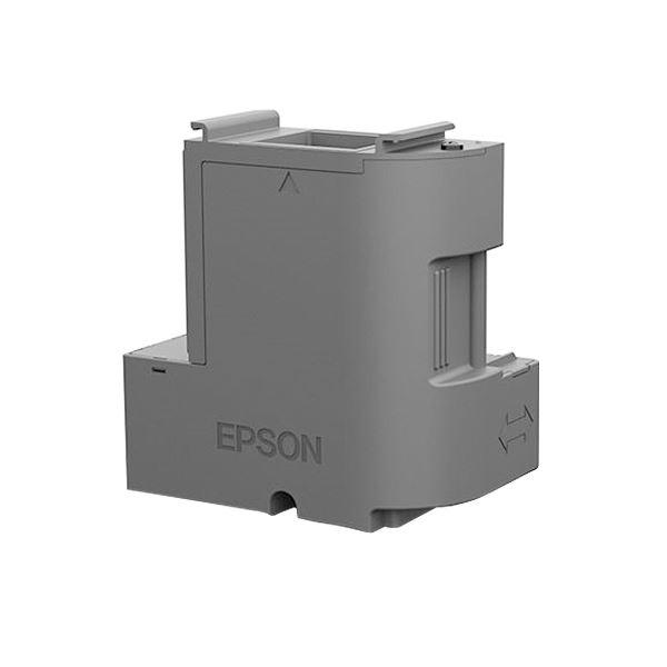 (まとめ) エプソン メンテナンスボックスEWMB2 1個 【×10セット】