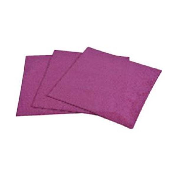 【送料無料】(まとめ)TRUSCOスーパーマイクロファイバーウエス 赤紫 TSMFU-RVI 1枚【×10セット】