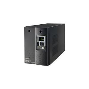 1台 UPS BU75SW 750VA/500W 【送料無料】オムロン 無停電電源装置正弦波出力