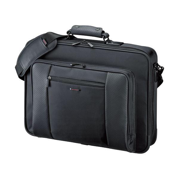 1個【×3セット】 BAG-PR8 【送料無料】(まとめ)サンワサプライスマートビジネス18インチ ブラック