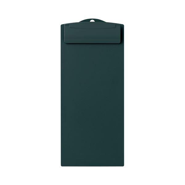 (まとめ) オープン工業 お会計ボード ミニロングW92×D214×H8mm 黒 SB-550BK 1個 【×50セット】