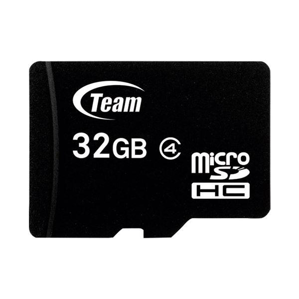 (まとめ) TEAM microSDHCカード 32GB TG032G0MC24A【×5セット】