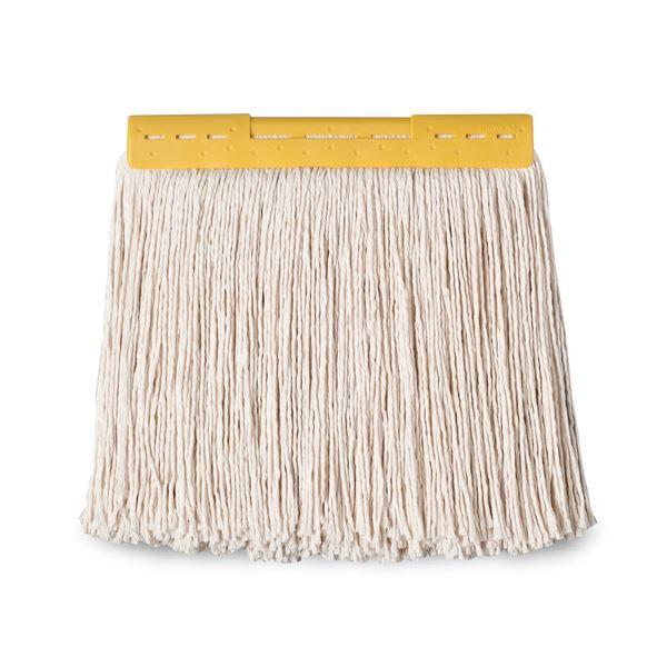 【送料無料】(まとめ) テラモト FXモップ替糸(J)24cm 260g イエロー CL-374-421-5 1個 【×30セット】