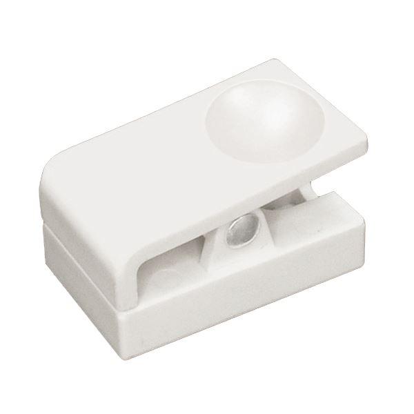 【送料無料】(まとめ) ミツヤ プラマグネットクリップ 小 白 ME-PMCSK-WH 1個 【×50セット】