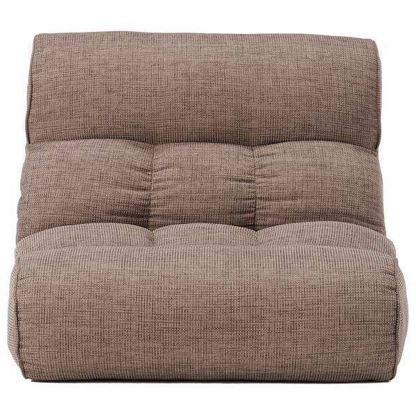 【送料無料】ソファ座椅子 ピグレット2nd-ベーシック BR(ブラウン)