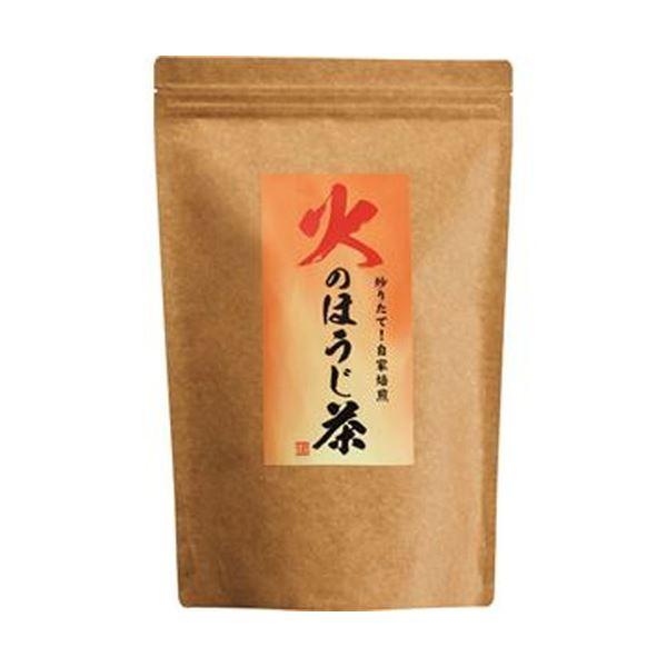 【送料無料】(まとめ)丸山製茶 火のほうじ茶 500g 1袋【×10セット】