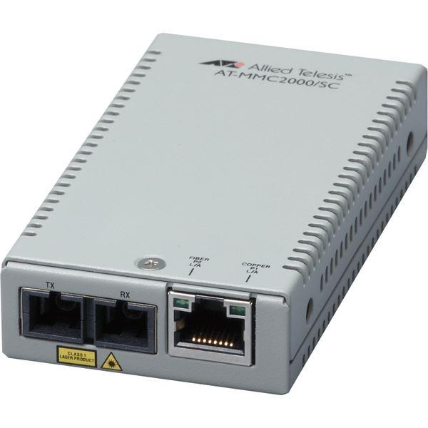 AT-MMC2000/SC メディアコンバーター