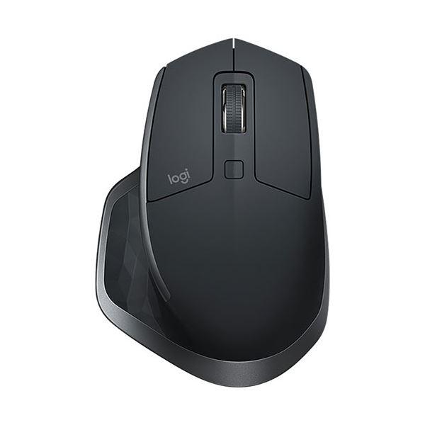 【送料無料】ロジクール MX MASTER 2Sワイヤレスマウス グラファイト コントラスト MX2100sGR 1個