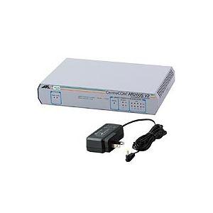 【送料無料】アライドテレシス CentreCOMスタンダードVPN アクセス・ルーター AR260S V2 1台
