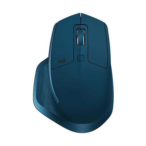 【送料無料】ロジクール MX MASTER 2Sワイヤレスマウス ミッドナイト ティール MX2100sMT 1個
