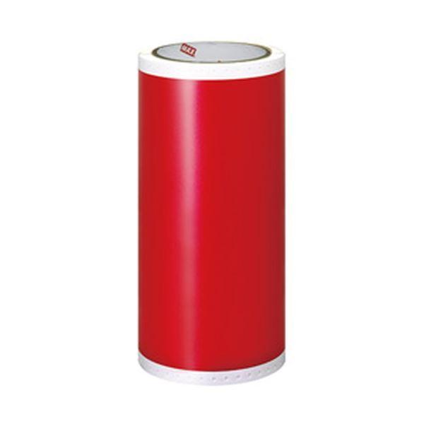 ビーポップ 赤 1箱(2巻) 高耐候(屋外) マックス カラーシート20 SL-G203N2