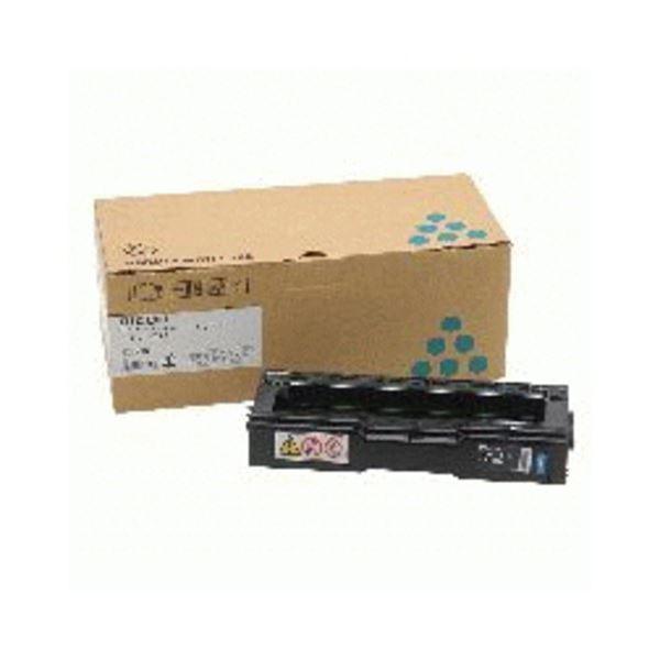 【送料無料】リコー IPSiO SPトナー C220シアン 515281 1個